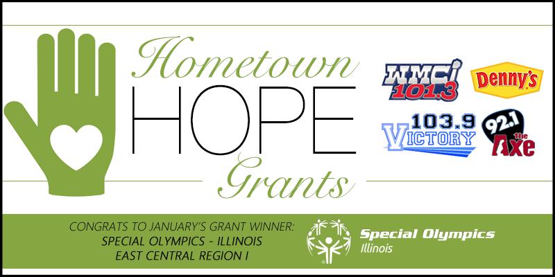 Hometown HOPE Grant - January Winner