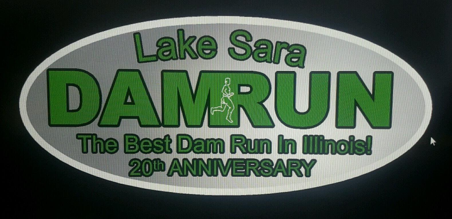 20th Annual Lake Sara Dam Run