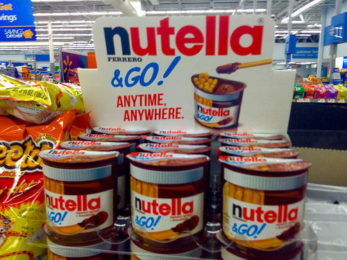 France Investigating Nutella Promotion That Led To Brawls