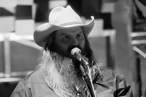 Chris Stapleton Wins Grammy For Best Country Album
