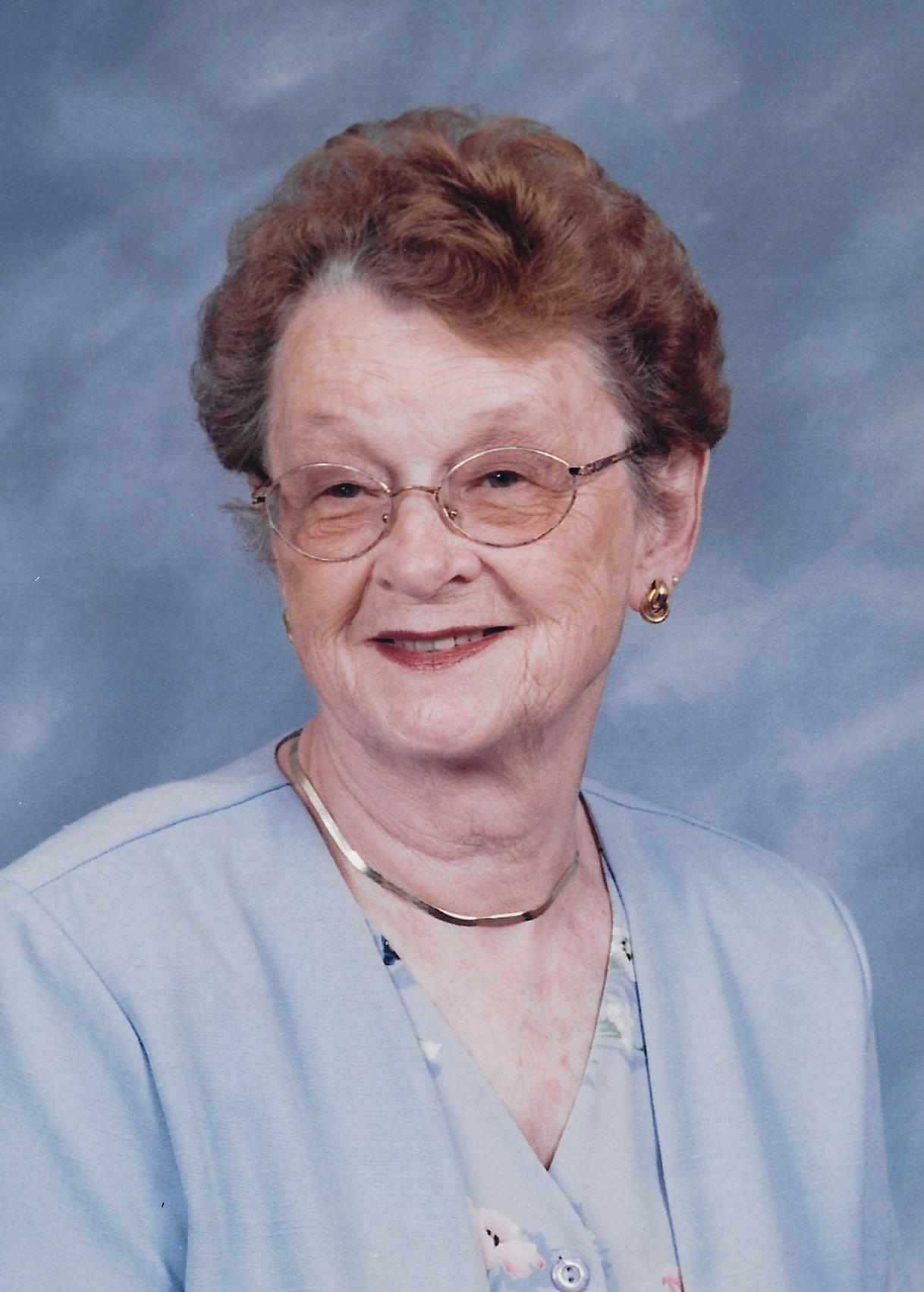 Norma Evelyn (Johnson) Clark