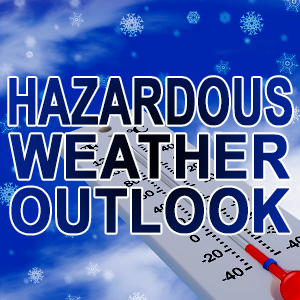 NWS: Hazardous Weather Outlook, March 7, 2018