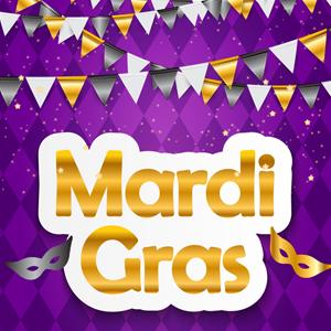 Mardis Gras Will Inspire Some Big Celebrations Today