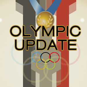 Olympic Update:  Monday, February 19, 2018