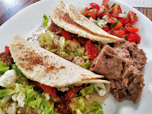 Drive Through Taco Salad Lunch Thursday