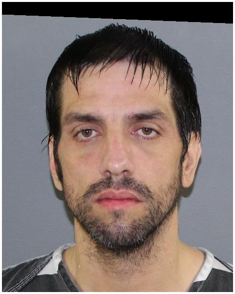 Mattoon Man Arrested for an Active Coles County Warrant, as well as for Resisting a Police Officer