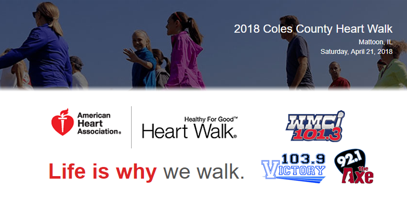 2018 Coles County Heart Walk