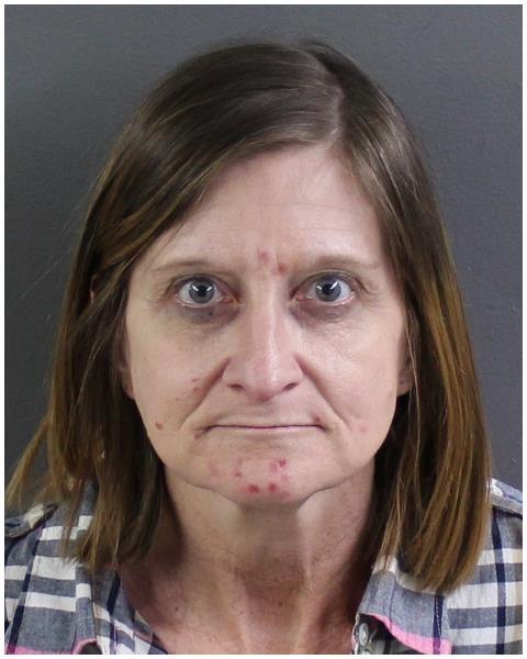 MPD Arrest Lovington Woman on Two Charges