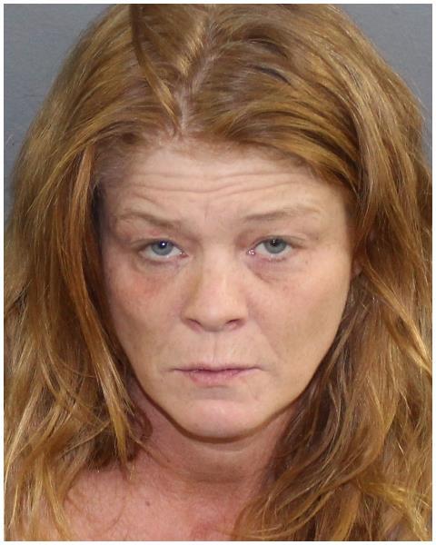 Mattoon Woman Arrested Sunday