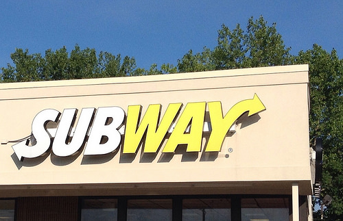 Subway To Close 500 Stores