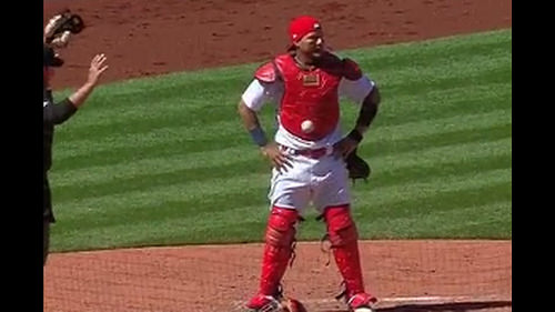 Molina Suspended One Game For Lovullo Incident