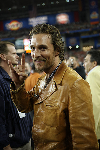 Matthew McConaughey Launches Bourbon Brand