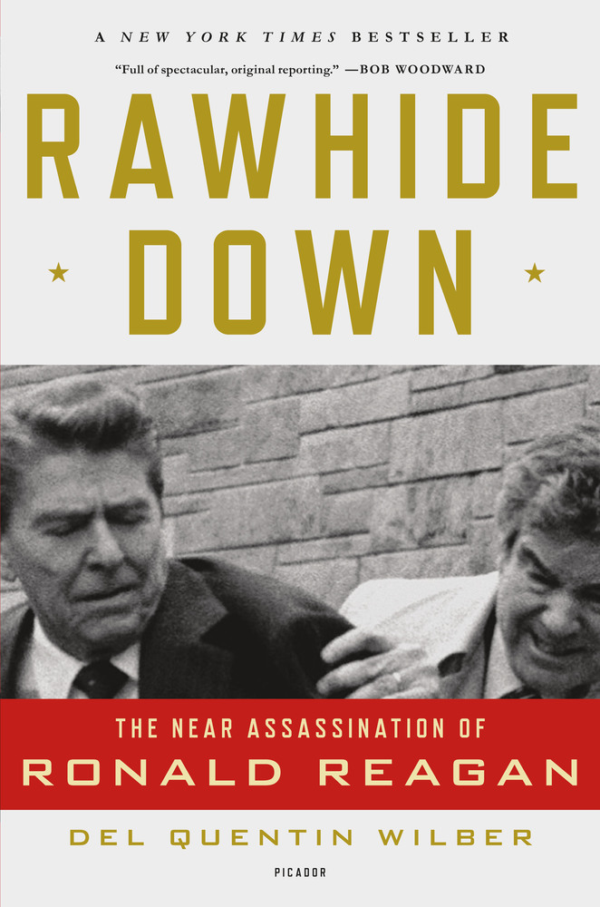 The story behind the Reagan shooting