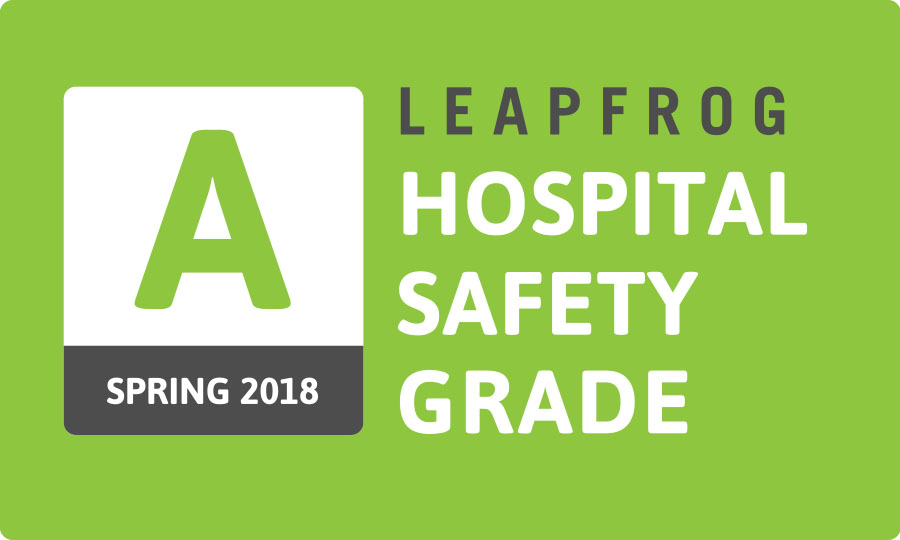 Sarah Bush Lincoln Receives an 'A' for Patient Safety Leapfrog Hospital Safety Grade