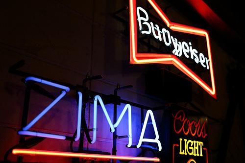 MillerCoors Brings Back Zima Again