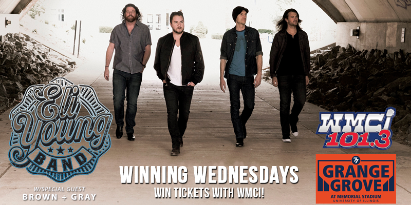 Feature: http://www.myradiolink.com/2018/05/11/winning-wednesdays-eli-young-band-tickets/
