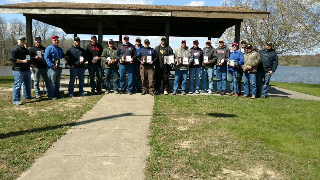 37th Annual District 12 Bass Fishing Tournament Results