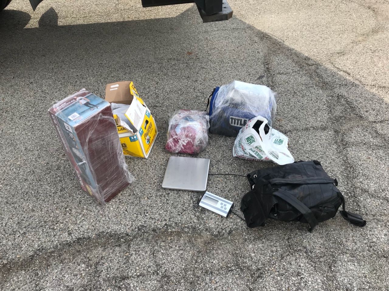 Illinois State Police Seize $1.1 Million Dollars of Suspected Cocaine on I-70