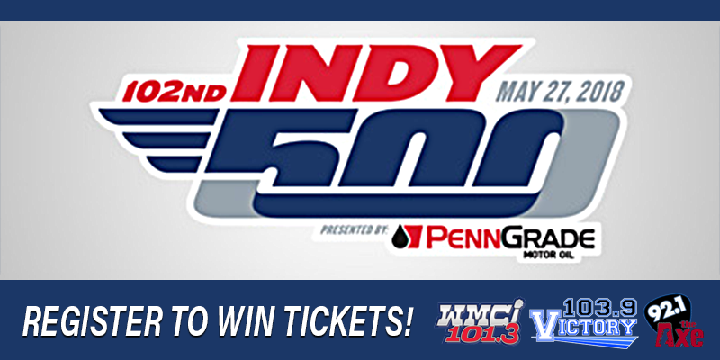 Feature: http://www.myradiolink.com/2018/05/17/indy-500-register-to-win-tickets/