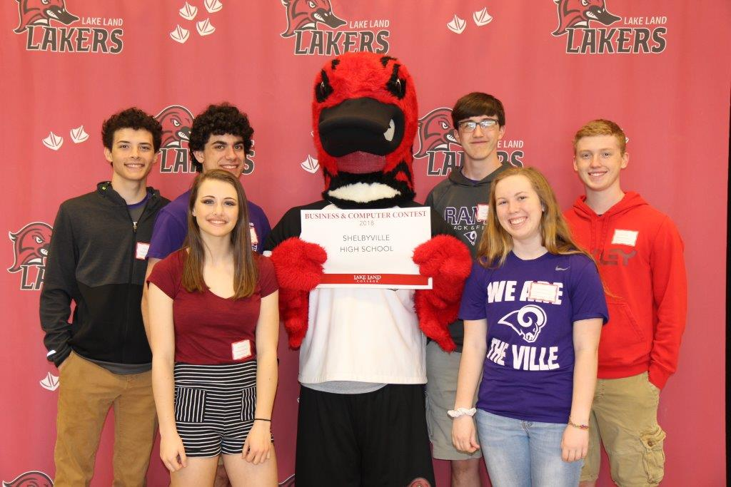Lake Land College hosts annual business and computer contest