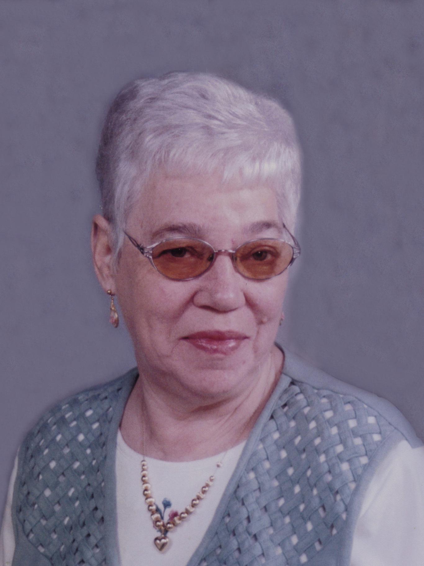 Doris Irene (Painter) Warren