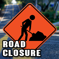 Portion of Third Street to Close Monday for Construction