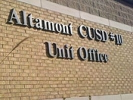 Altamont CUSD Board of Education Holds Public Hearing, Truth in Taxation, Before Regular Meeting