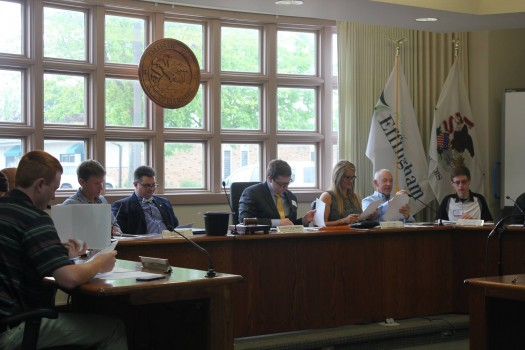 Law Day Teaches Area Students About Local Government