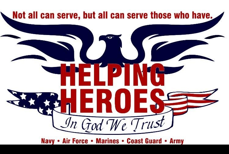 Audio: Helping Heroes Inc. to Raise Funds for Care Packages On Saturday