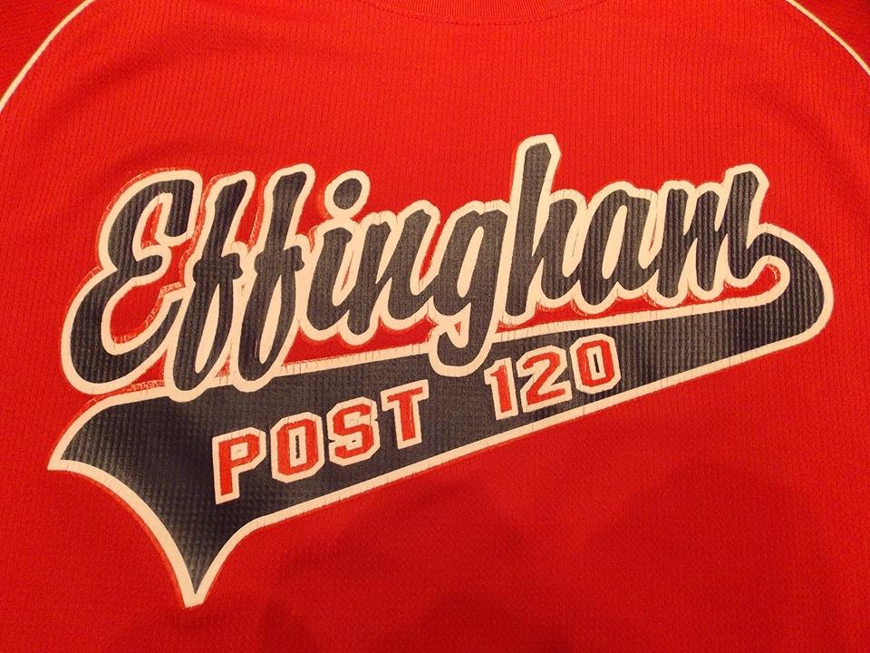 Effingham Senior Legion Post 120 beat Teutopolis Post 924 9-3