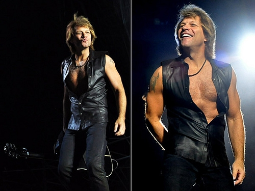 Bon Jovi Was Peer Pressured to Perform at a Wedding