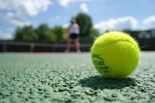 St. Anthony Girls Tennis Meeting