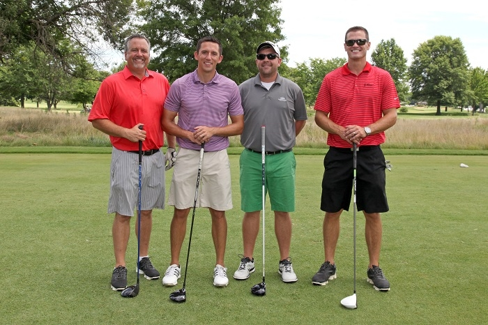 St. Anthony's Annual Golf Benefit Raises Funds for New Equipment