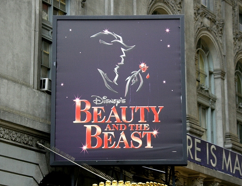 "Sneak Peek at Disney's Live-Action ""Beauty and the Beast"""