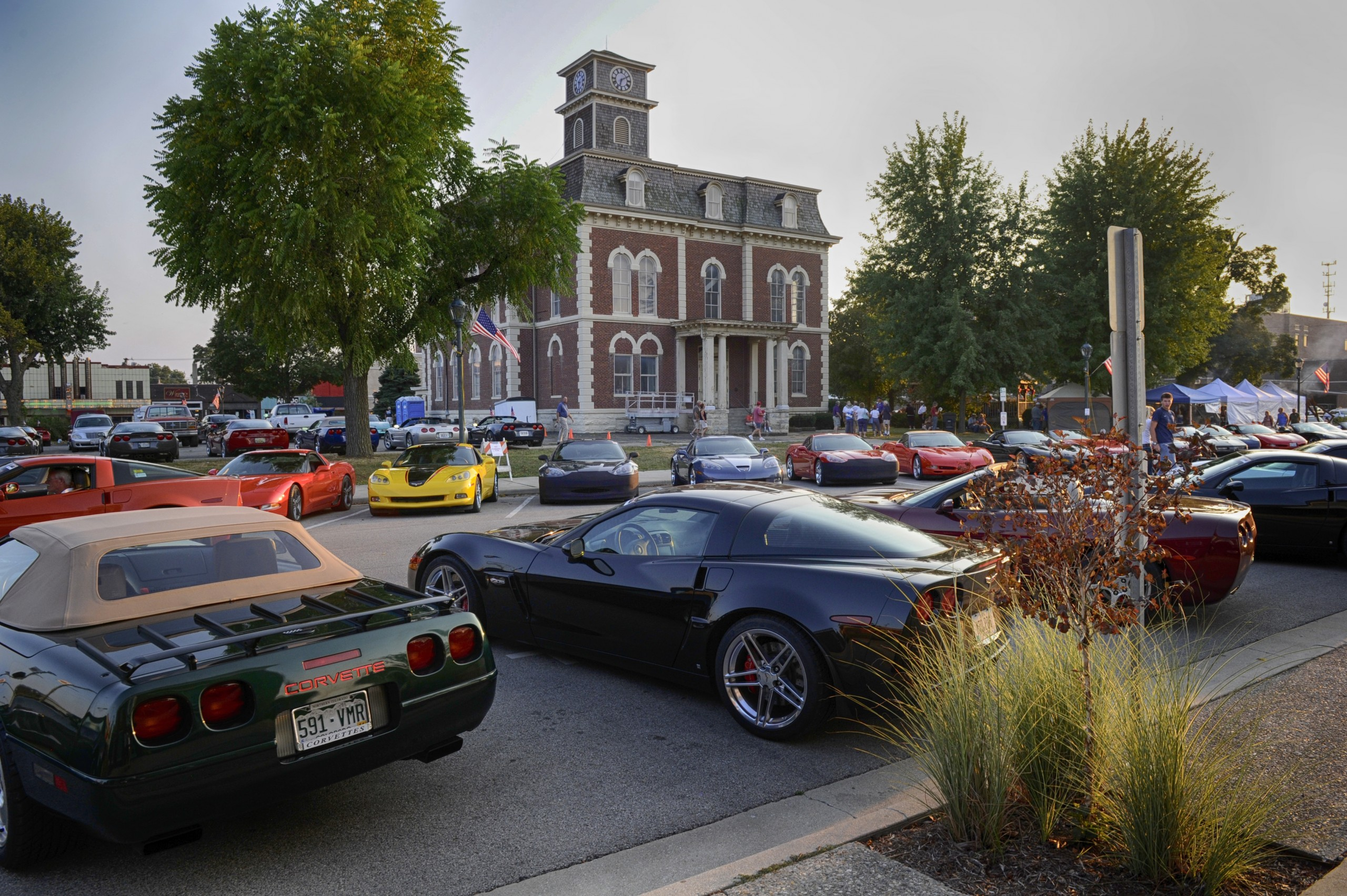 Effingham Tourism Office To Host Corvette Fest Downtown Welcome Party