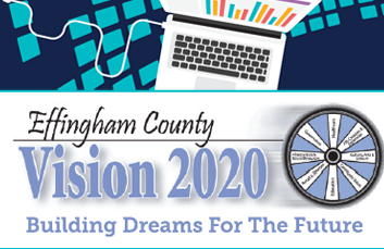 """Vision 2020 Discuss Survey Data During """"Lunch and Learn"""""""