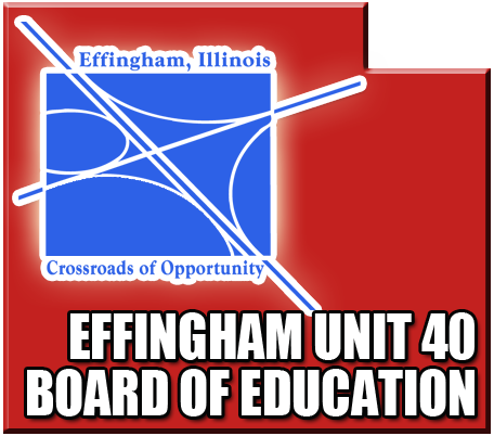 Effingham Unit #40 Board of Education to Hold Special Meeting Monday