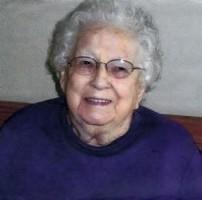 Helen M. Scott, 96
