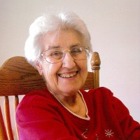 """Lucille """"Lucy"""" Huffmaster, 92"""