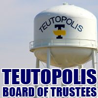 Teutopolis Village Board of Trustees to Meet Wednesday