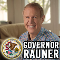 Governor Rauner Gives Annual Budget Statement