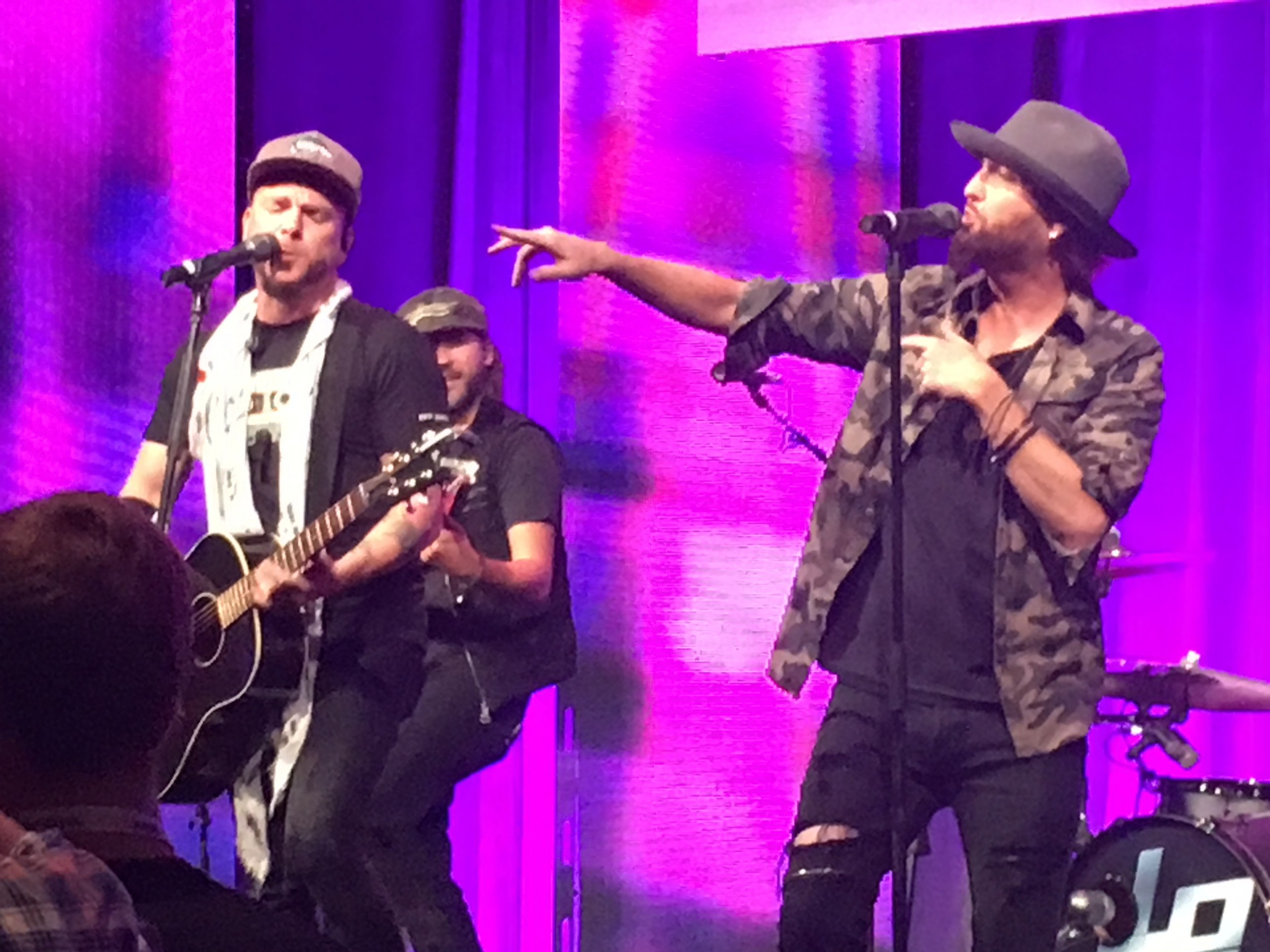 Look at how close I was to LOCASH