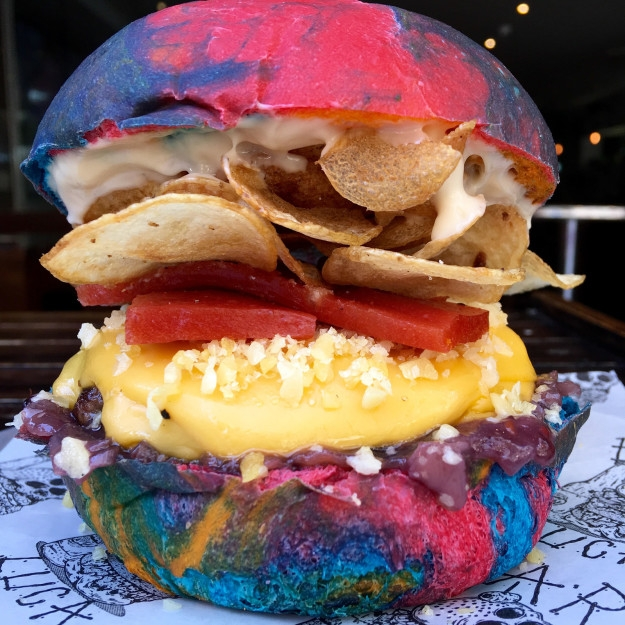 Australian Restaurant has Created a Willy Wonka Burger