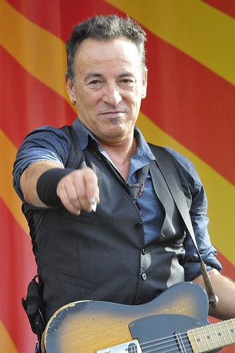 Fifth Grader Got Absent Note Signed By Bruce Springsteen