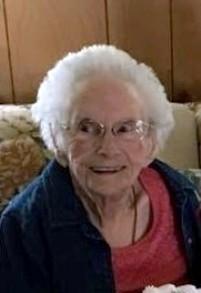 Leona Faye Doty, 99