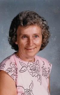 Fleda Marilyn Simmons, 85