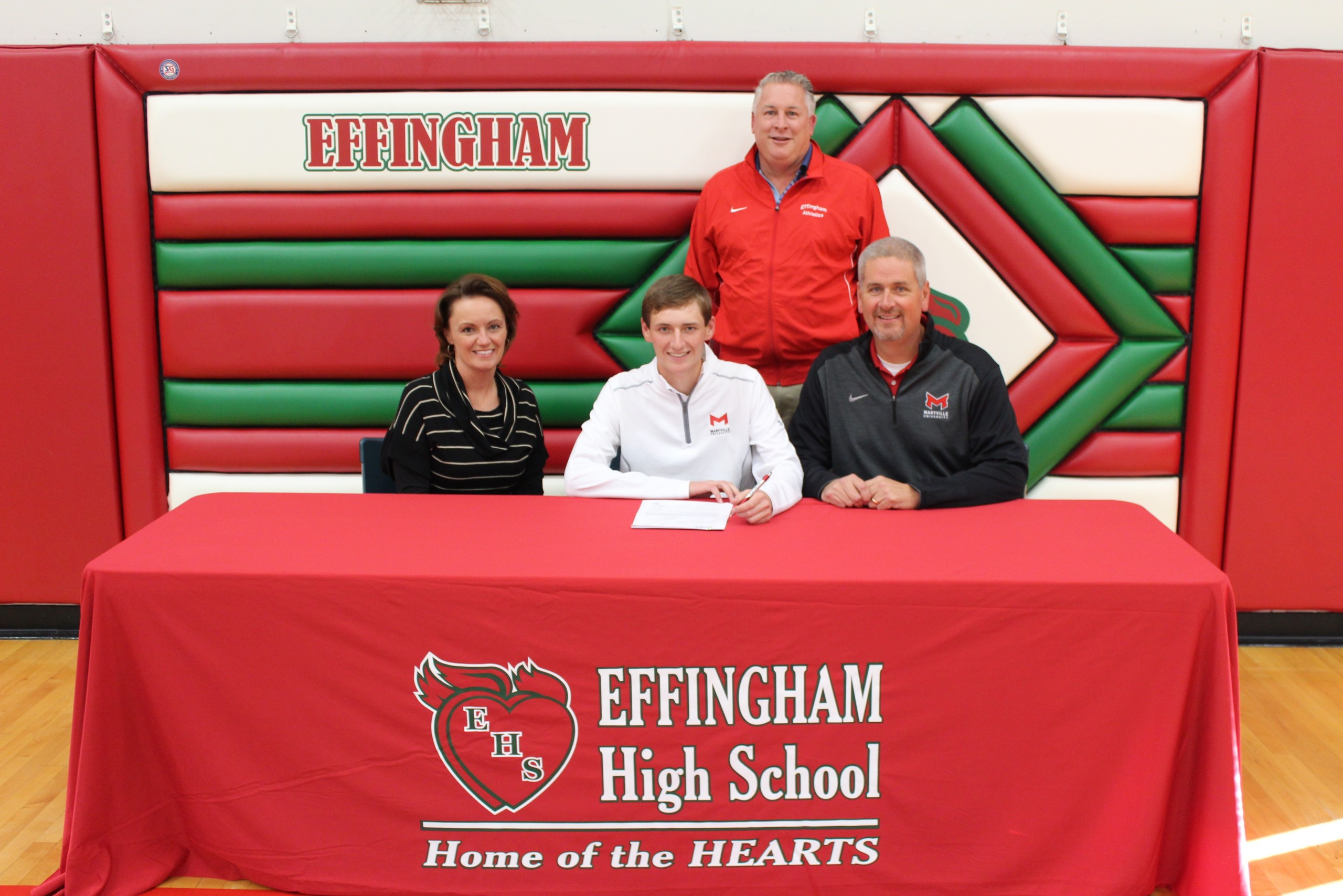 Callaway Smith Signs with Maryville University