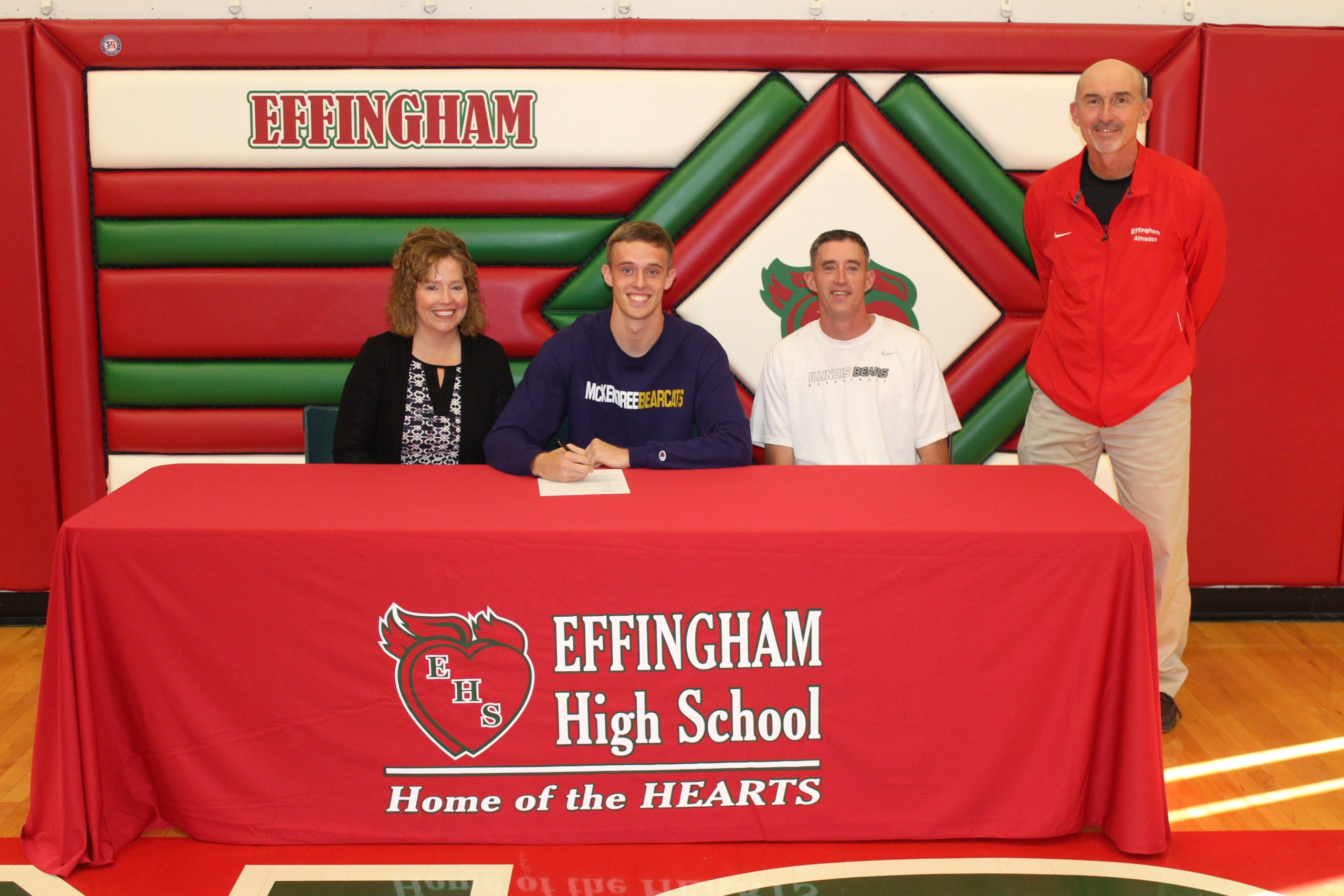 Jacob Donaldson Signs with McKendree