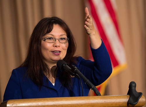 Duckworth Meets With Entrepreneurs At SIU Carbondale