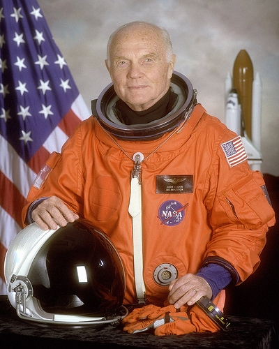 American Hero Sen. John Glenn has Passed Away at Age 95